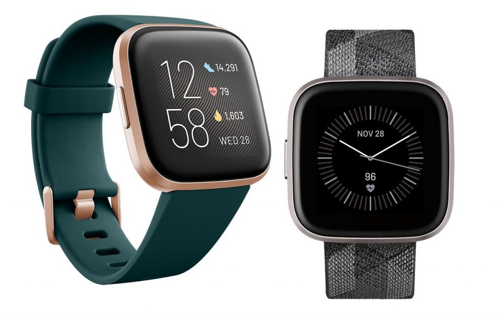 Fitbit's new Versa 2 looks like a serious Apple Watch rival