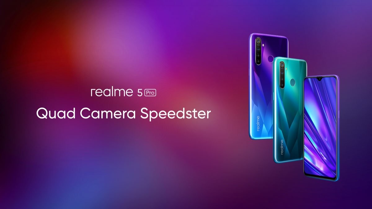 How to Install Google Camera on Realme 5 Pro [Guide]