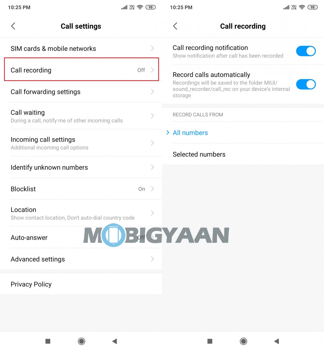 Redmi-K20-Call-Recording-1