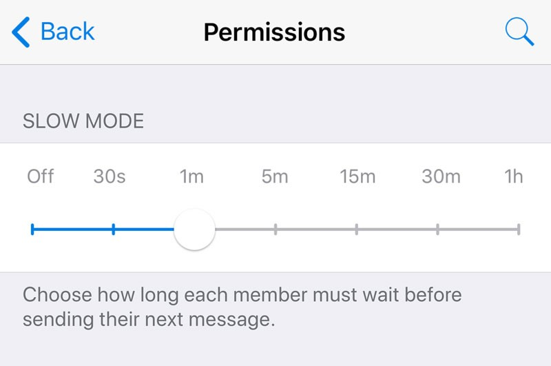 Telegram-Slow-Mode