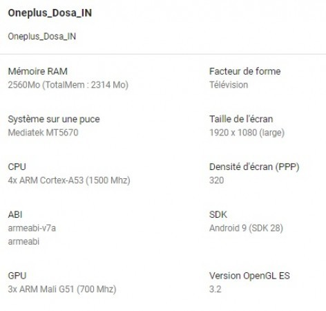 oneplus-tv-specs-leak