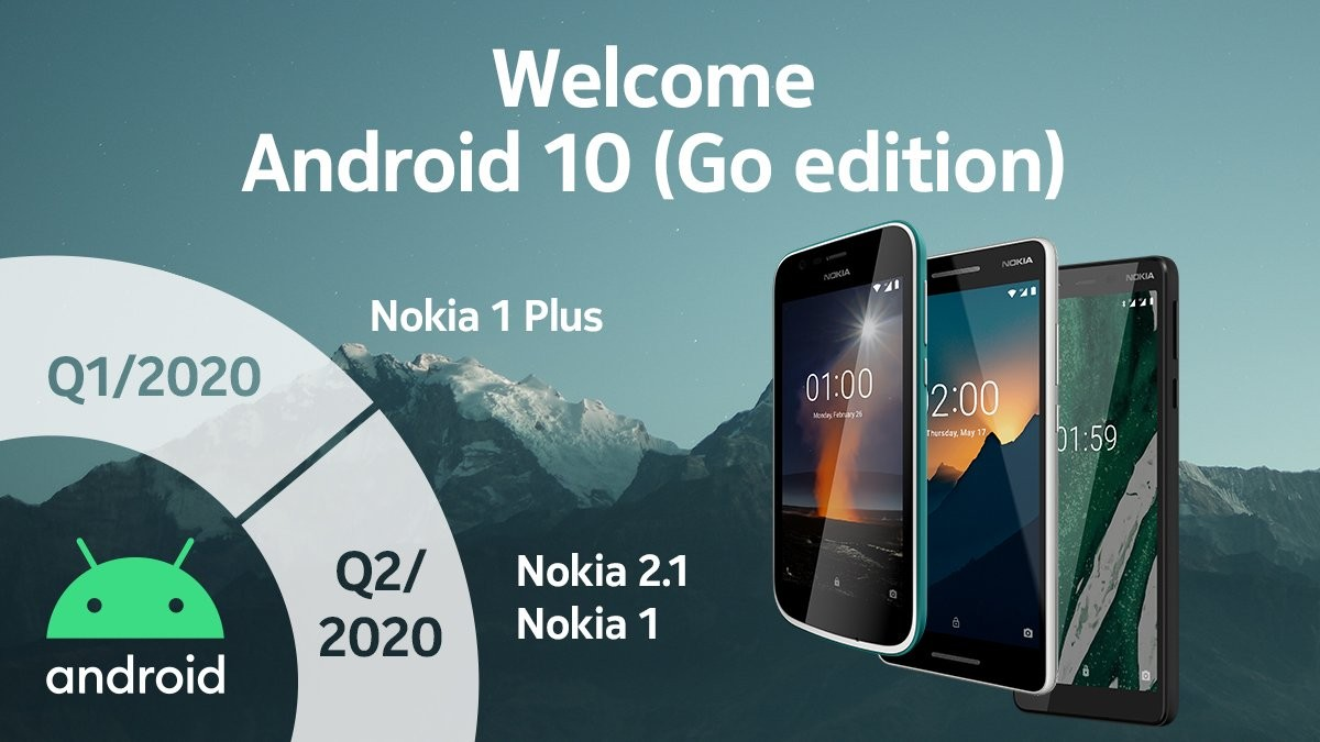 Nokia-Android-10-Go-Edition