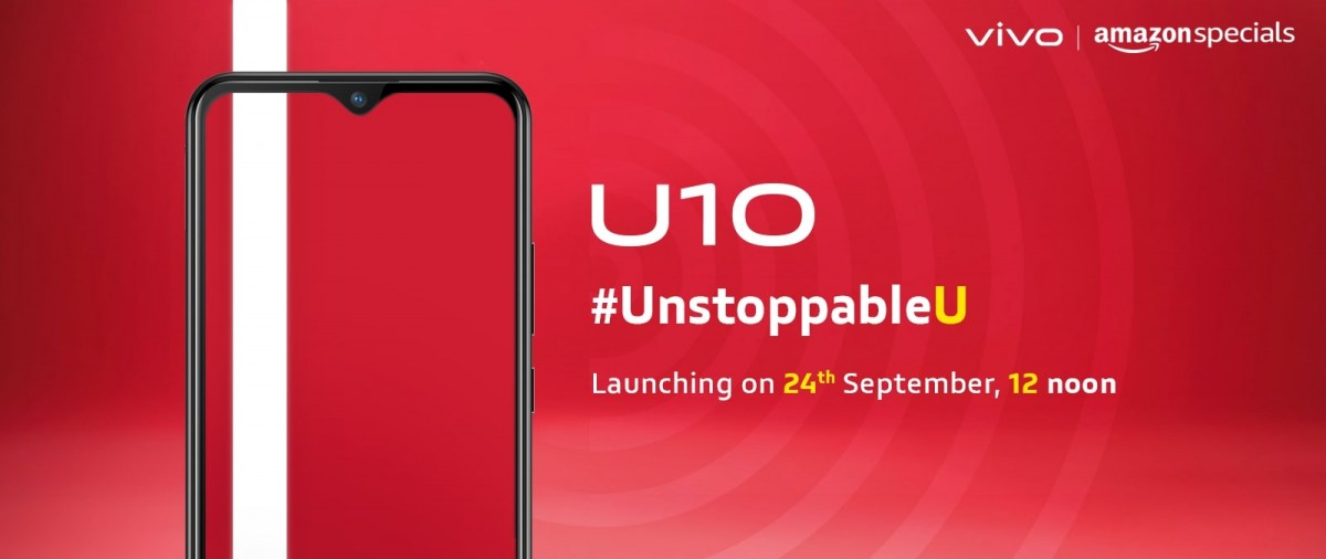 vivo-u10-launch-banner