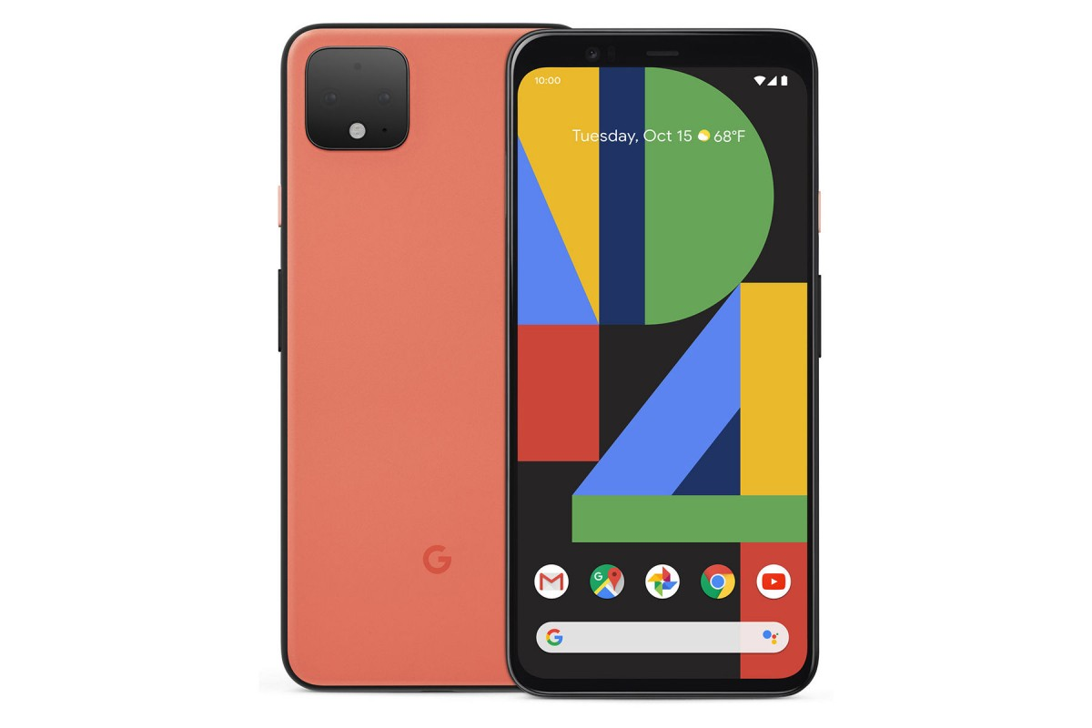 Google-Pixel-4-Orange
