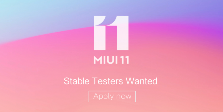 MIUI-11-Testers