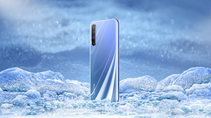 Realme-X50-Polar-Color