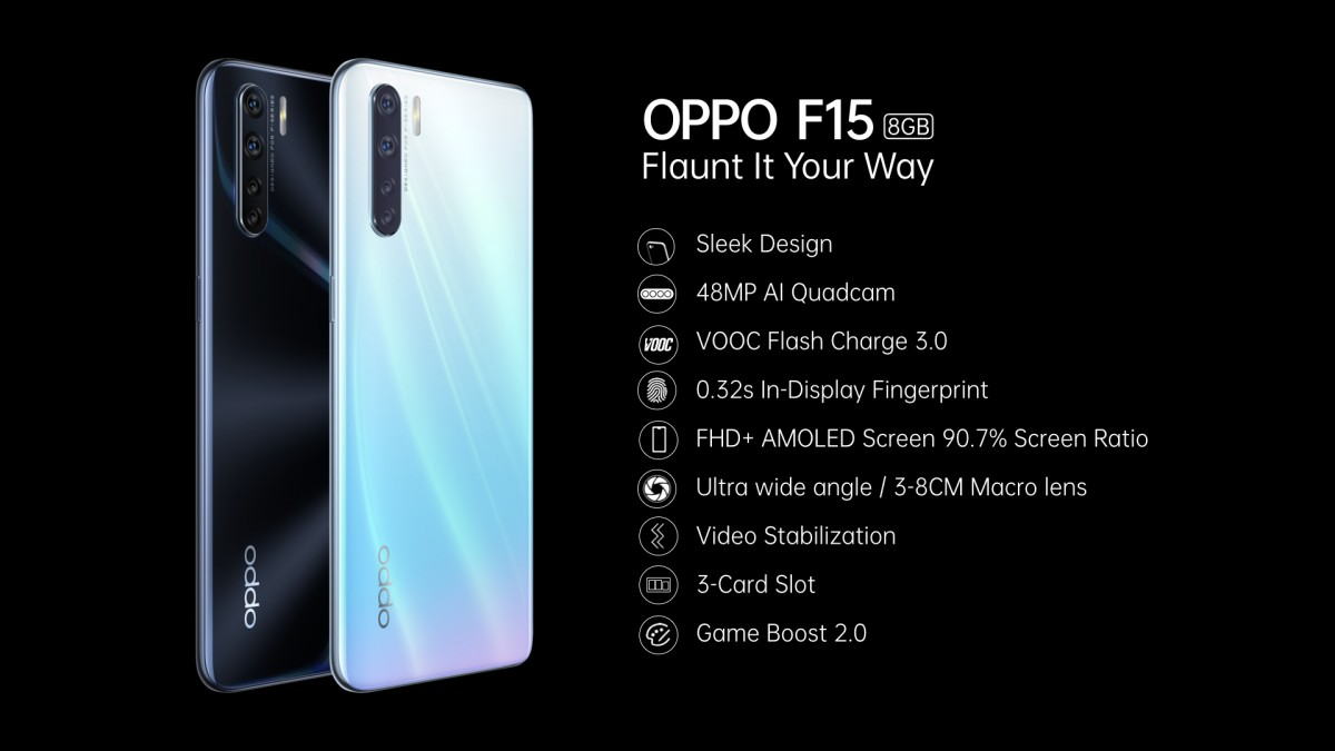 Oppo-F15-Features