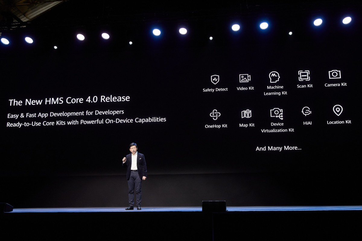 Huawei-HMS-Core-4-Announced