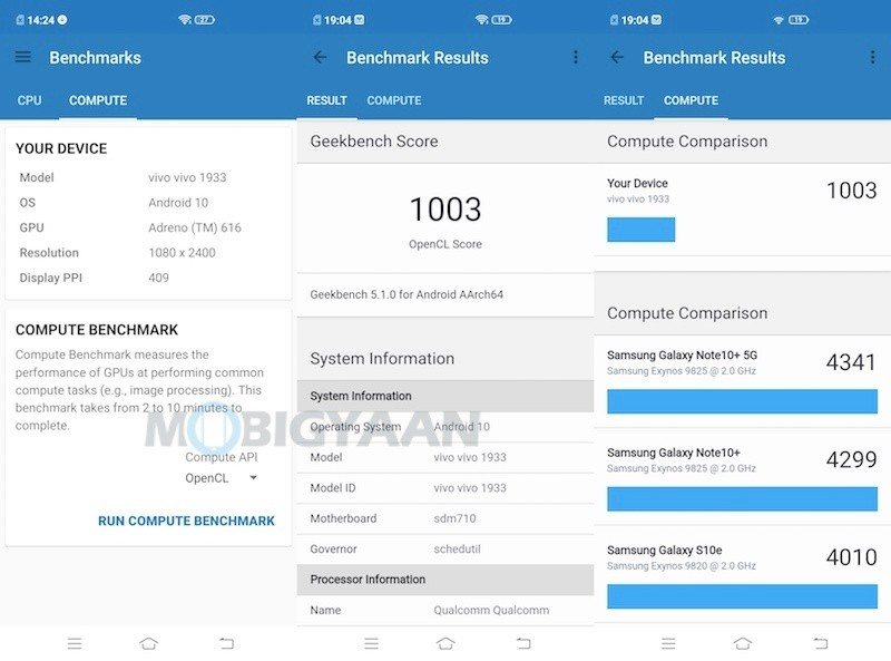 Benchmarks-Performance-Geekbench-5-GPU-vivo-V19