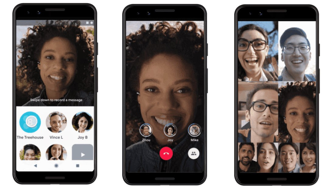 Google Duo now supports group calls up to 12 people (Google Duodeca?)