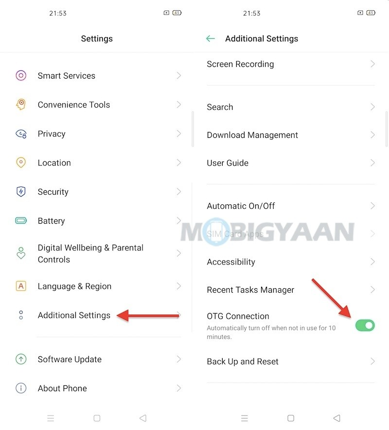 OTG-Connection-OPPO-Reno3-Pro-Tips-And-Tricks-ColorOS-7