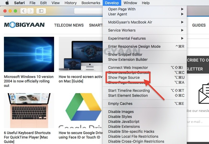 How-To-View-Page-Source-In-Safari-Browser-On-Your-Mac-Guide-3