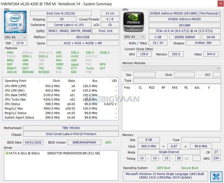 Xiaomi-Mi-Notebook-14-Review-Performance-Benchmarks-Gaming-16