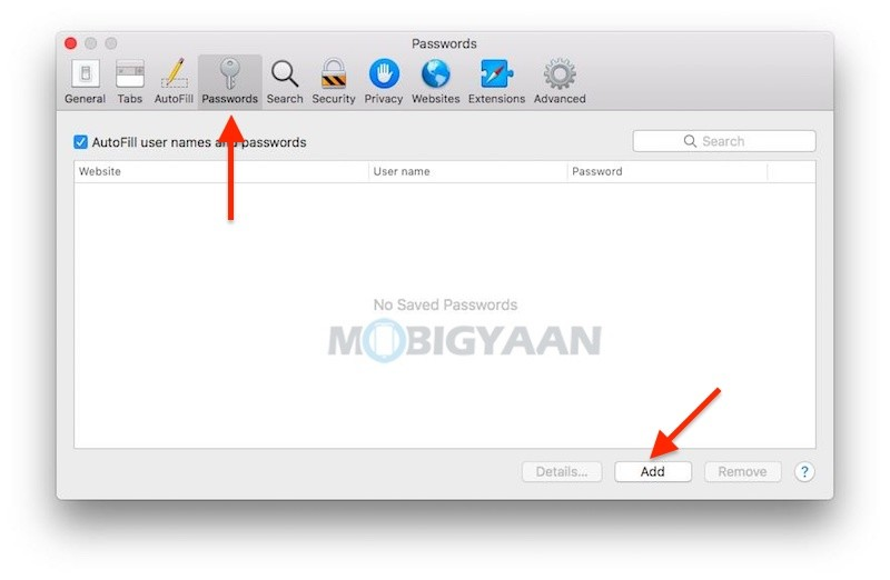 How-to-manually-add-passwords-into-Safari-for-auto-login-Mac