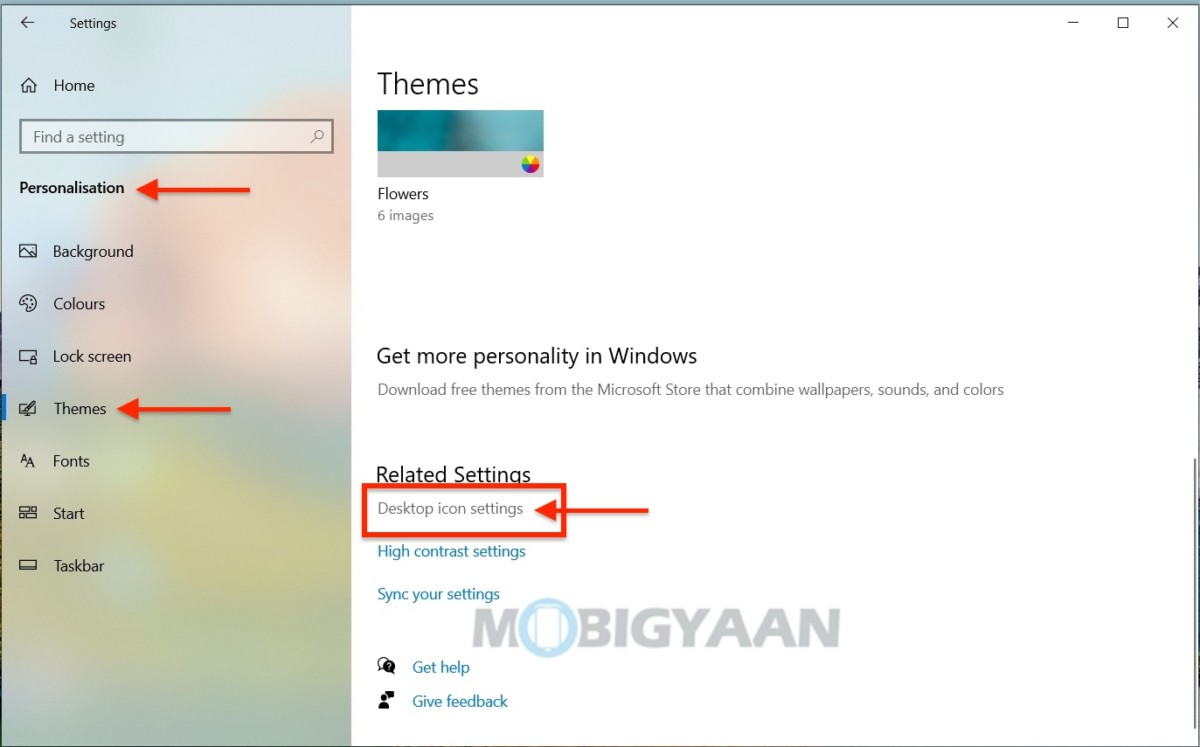 How-to-show-classic-desktop-icons-in-Windows-10-2