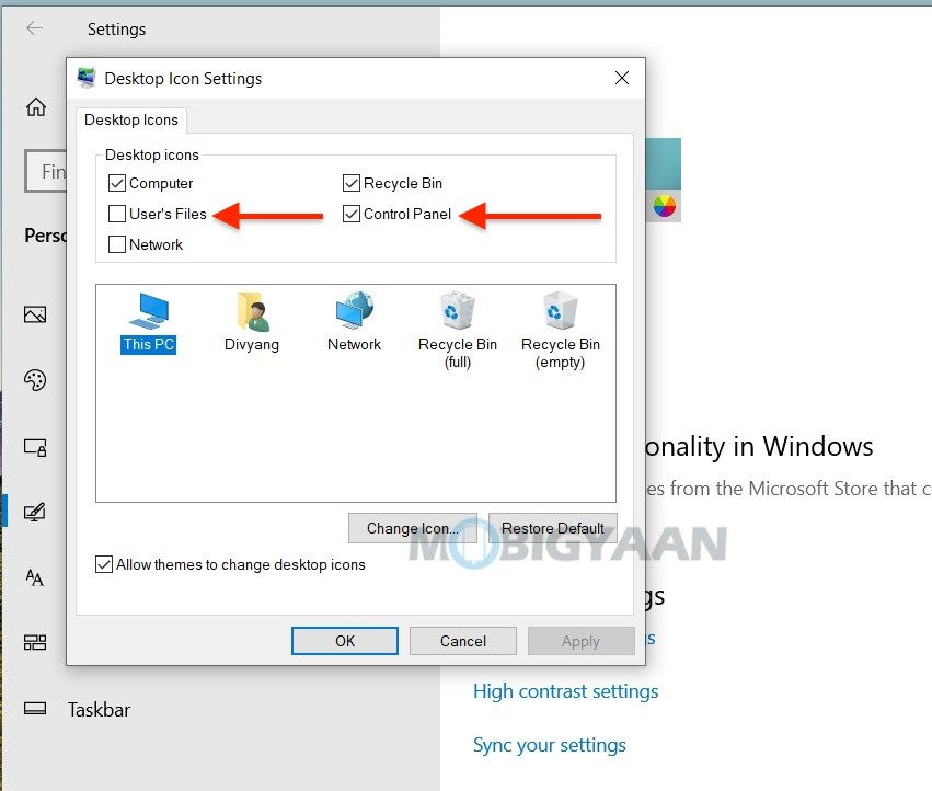 How-to-show-classic-desktop-icons-in-Windows-10-3