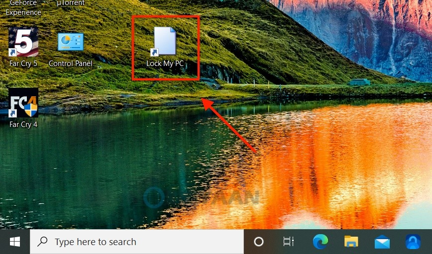 How-to-lock-Windows-10-using-a-desktop-shortcut-2-1