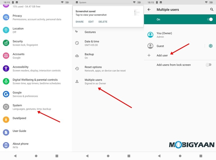 Multiple-Users-Stock-Android