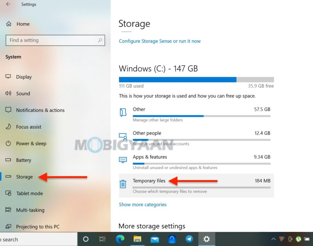 How-to-quickly-remove-Windows-temporary-files-Windows-10-1024x803