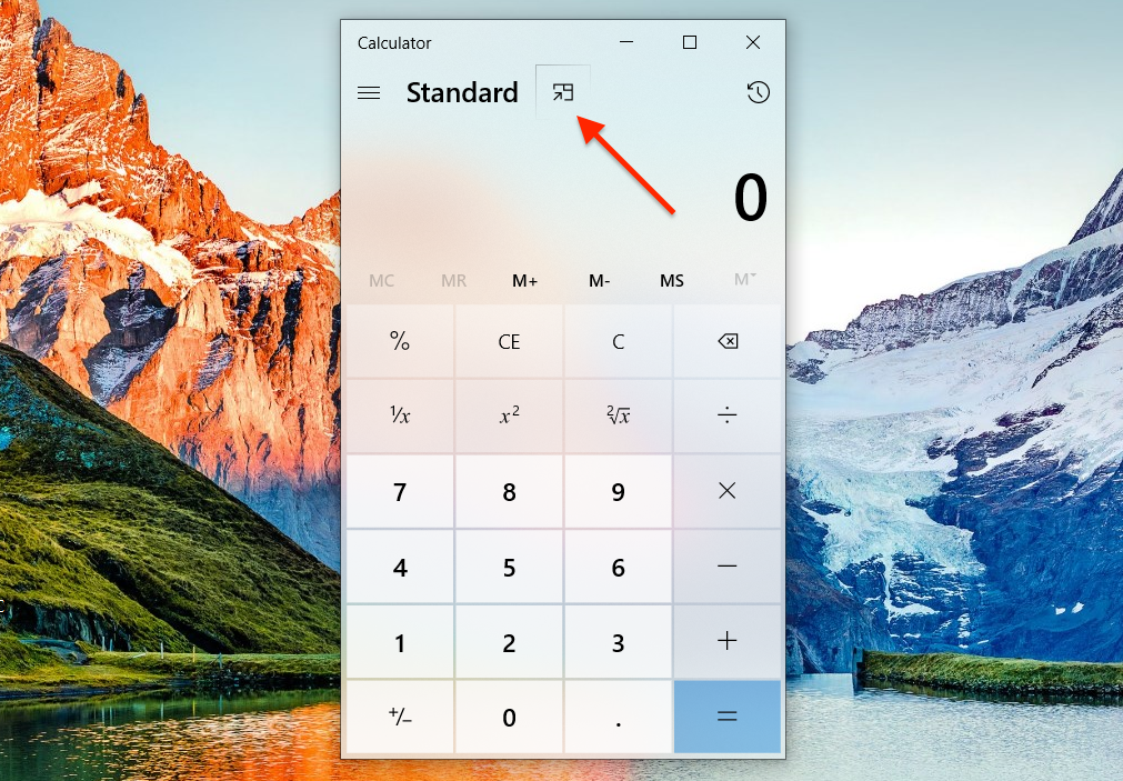 how-to-keep-the-Calculator-app-on-top-of-other-windows-in-Windows-10-1