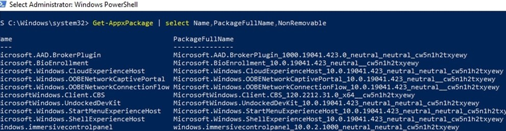 PowerShell-App-List