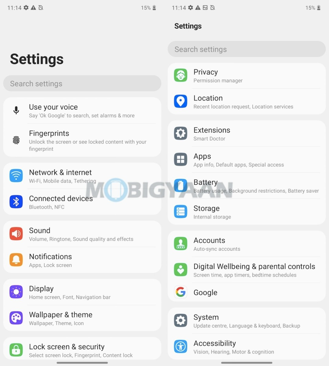 LG-K42-Review-Android-10-Software-UI-8