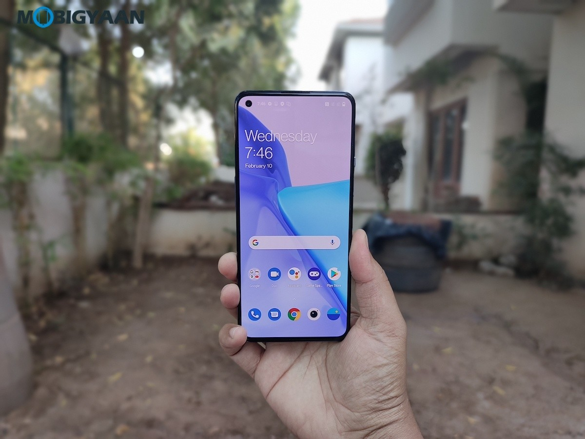 OnePlus-9-5G-Review-Hands-On-Design-Display-5
