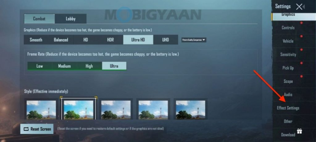 How-to-change-Hit-Color-in-BGMI-Battlegrounds-Mobile-India-2-1024x461