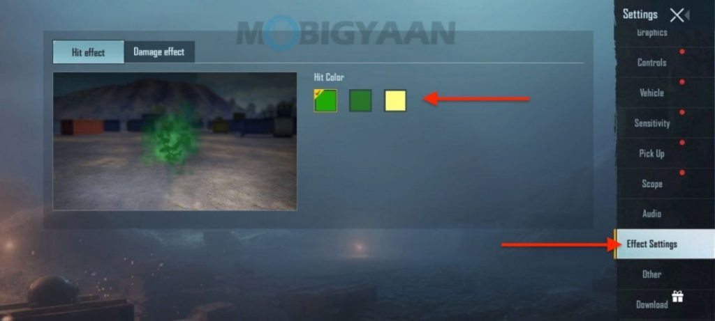 How-to-change-Hit-Color-in-BGMI-Battlegrounds-Mobile-India-3-1024x461